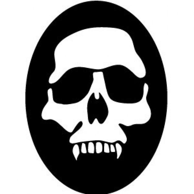 626x626 Black Death Vector Vector Free Download