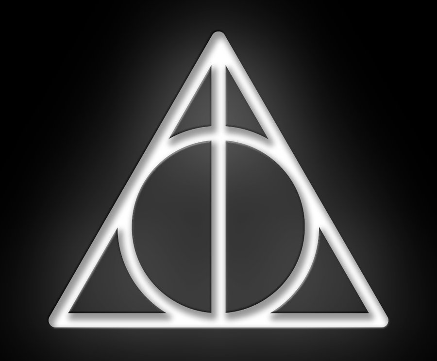 Deathly Hallows Symbol Vector at GetDrawings | Free download