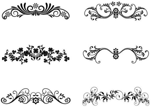 517x368 Ornament Free Vector Download (12,921 Free Vector) For Commercial