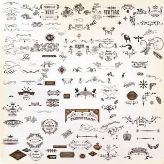 338x338 Decorative Clipart Decorative Element