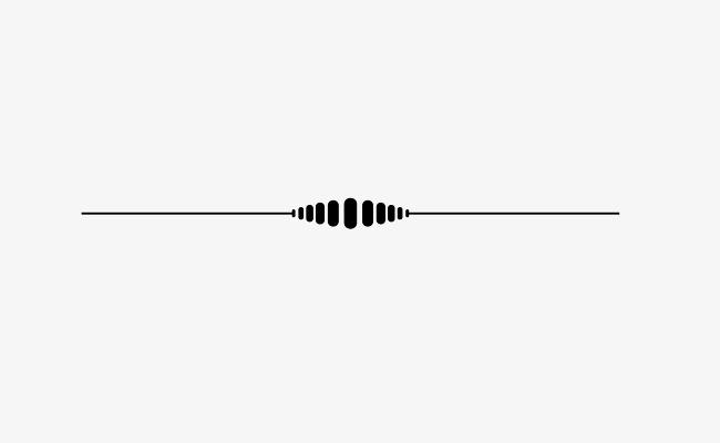 650x400 Decorative Lines Dividing Line, Line, Decoration, Dividing Line