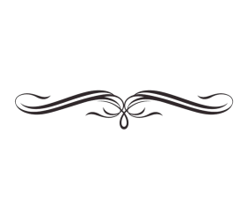 280x248 Decorative Line Black Png Transparent Images Png All