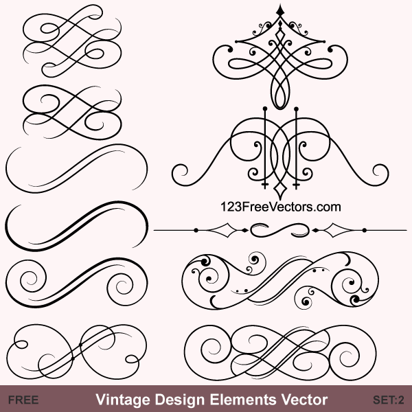600x600 Decorative Lines Vectors Download Free Vector Art Amp Graphics