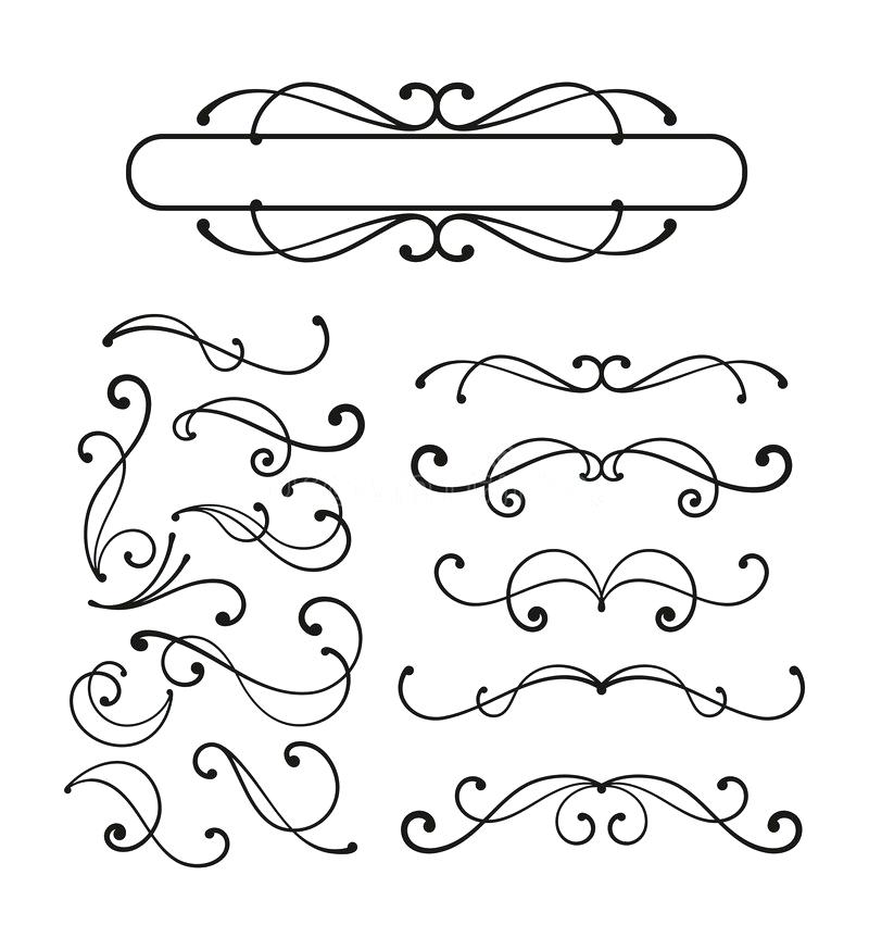 800x874 Decorative Scroll Decorative Line Decorative Wood Scrollwork