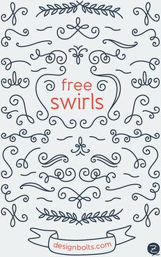 231x368 Decorative Scroll Designs Free Vector Download (19,564 Free Vector