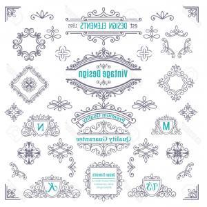 300x300 Decorative Clipart Swirls Scroll Line Calligraphy Swirl Swashe