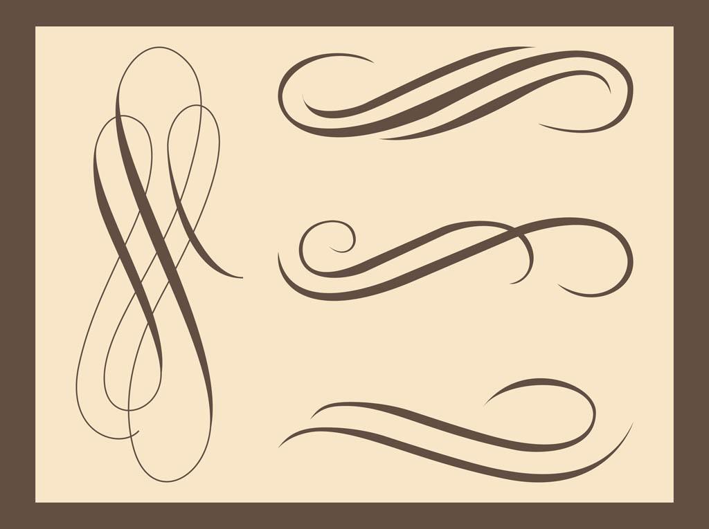 1024x765 Vintage Decorative Swirls Vector Art Amp Graphics