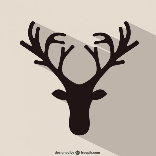 626x626 Reindeer Head Vectors, Photos And Psd Files Free Download