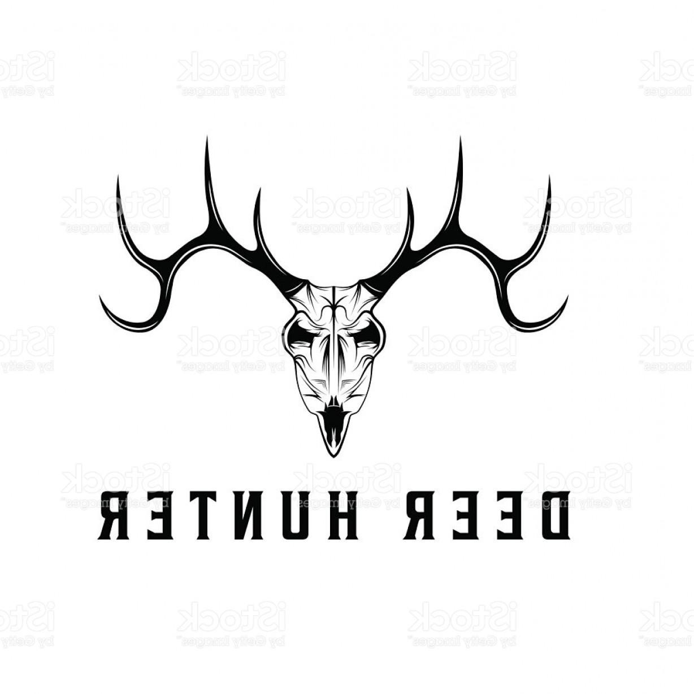 1228x1228 Deer Skull Vector Design Template Gm Arenawp