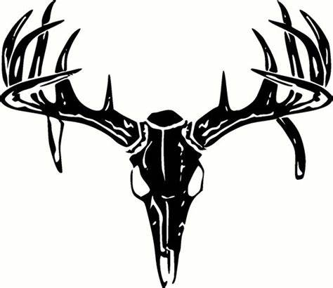 474x410 Deer Skull Vector. Dear Skull Deer Skull Image