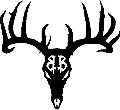 398x365 Deer Skull Clip Art Clipartlook