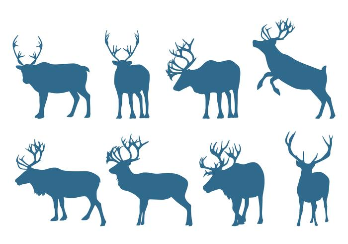 700x490 Deer Free Vector Art