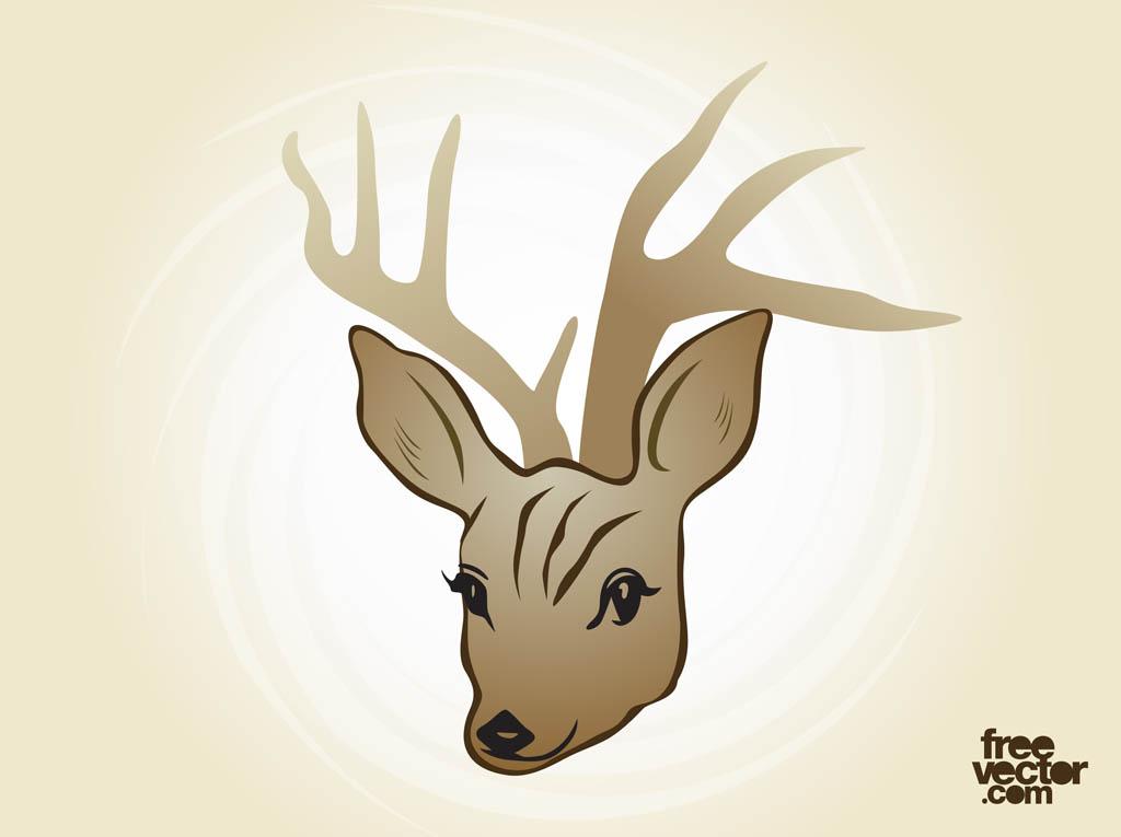 1024x765 Deer Vector Vector Art Amp Graphics