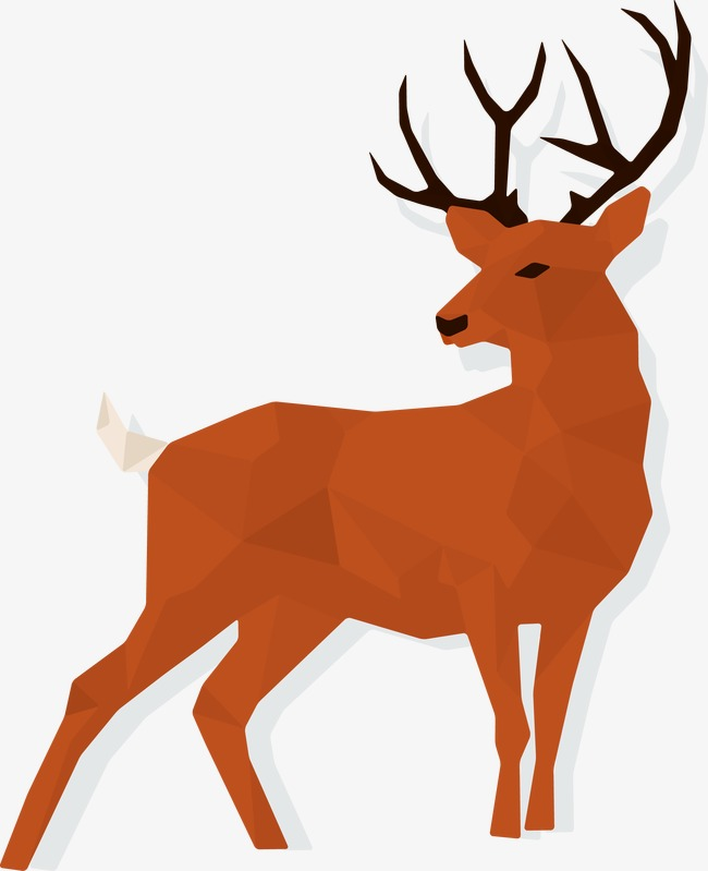 650x799 Vector Deer, Deer Vector, Deer, Vector Png And Vector For Free