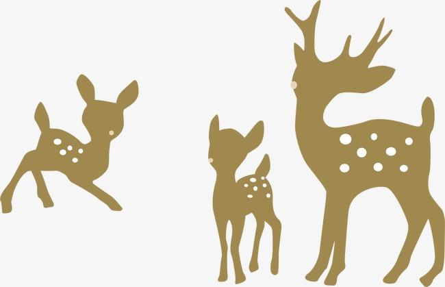 650x419 Cartoon Deer, Cartoon Vector, Deer Vector, Vector Png And Vector