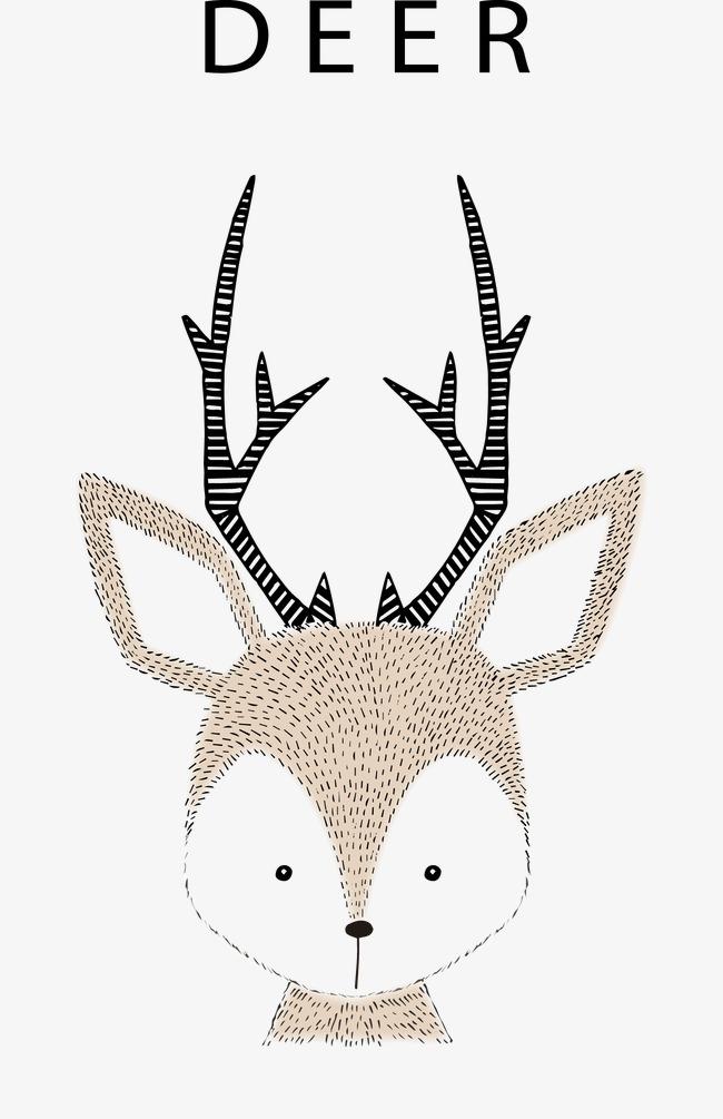 650x1005 Cute Deer, Cute Vector, Deer Vector Png And Vector For Free Download