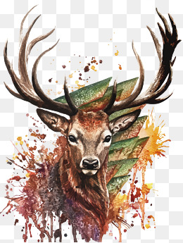 260x345 Deer Vector Png Images Vectors And Psd Files Free Download On