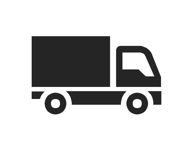 640x497 Delivery Truck Clipart Png Amp Delivery Truck Clip Art Png Images