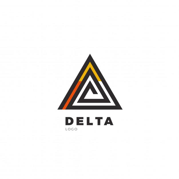 626x626 Delta Logo Vector Premium Download