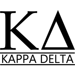 300x300 Kappa Delta Logo, Vector Logo Of Kappa Delta Brand Free Download