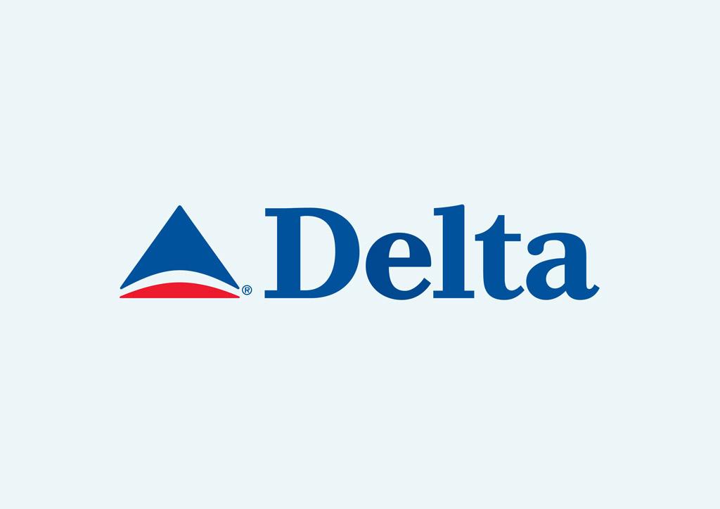 1024x724 Delta Air Lines Vector Logo Vector Art Amp Graphics