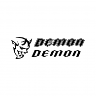 195x195 Dodge Demon Brands Of The Download Vector Logos And