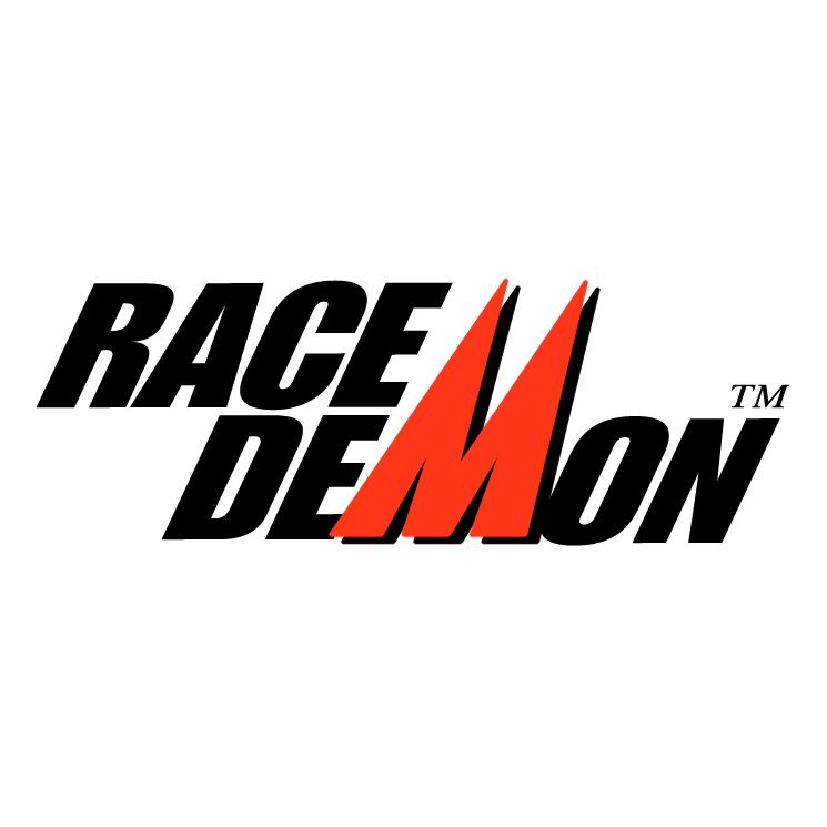 745x745 Race Demon Free Vector 4vector