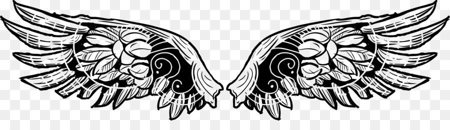 900x260 Tattoo Body Art Angel Body Piercing Demon