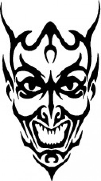 351x626 Tribal Demon Vectors, Photos And Psd Files Free Download