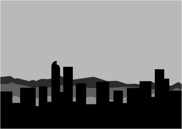 602x426 Skyline Clipart Denver Colorado