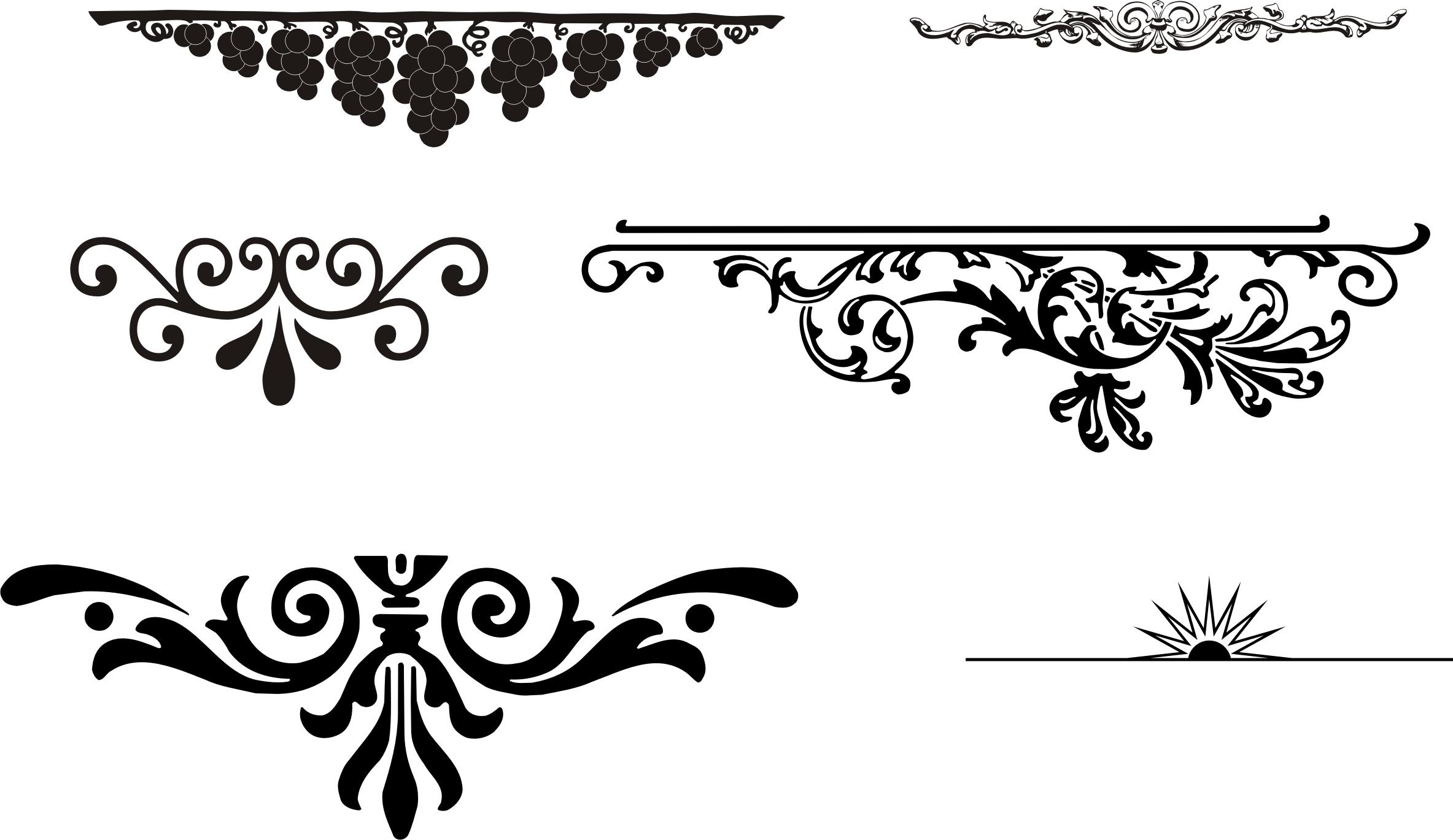 Design Elements Vector Free Download