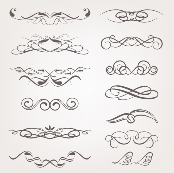 600x595 Decorative Vector Eps Free Vector 180 783 Free Vector For