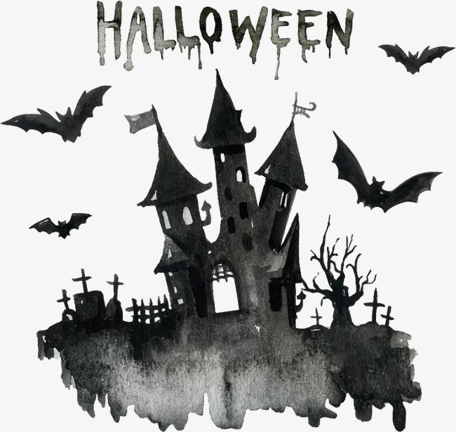 650x616 Halloween Design Elements, Halloween Vector, Design Vector