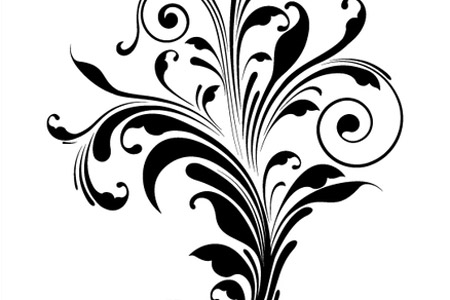 450x300 Handy Roundup Of Free Vector Ornaments Amp Flourishes