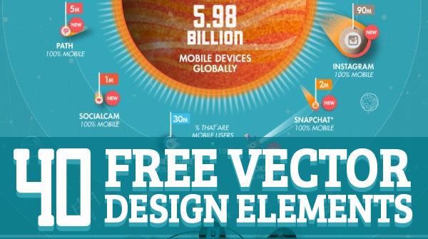600x335 Vector Design Elements Vectors