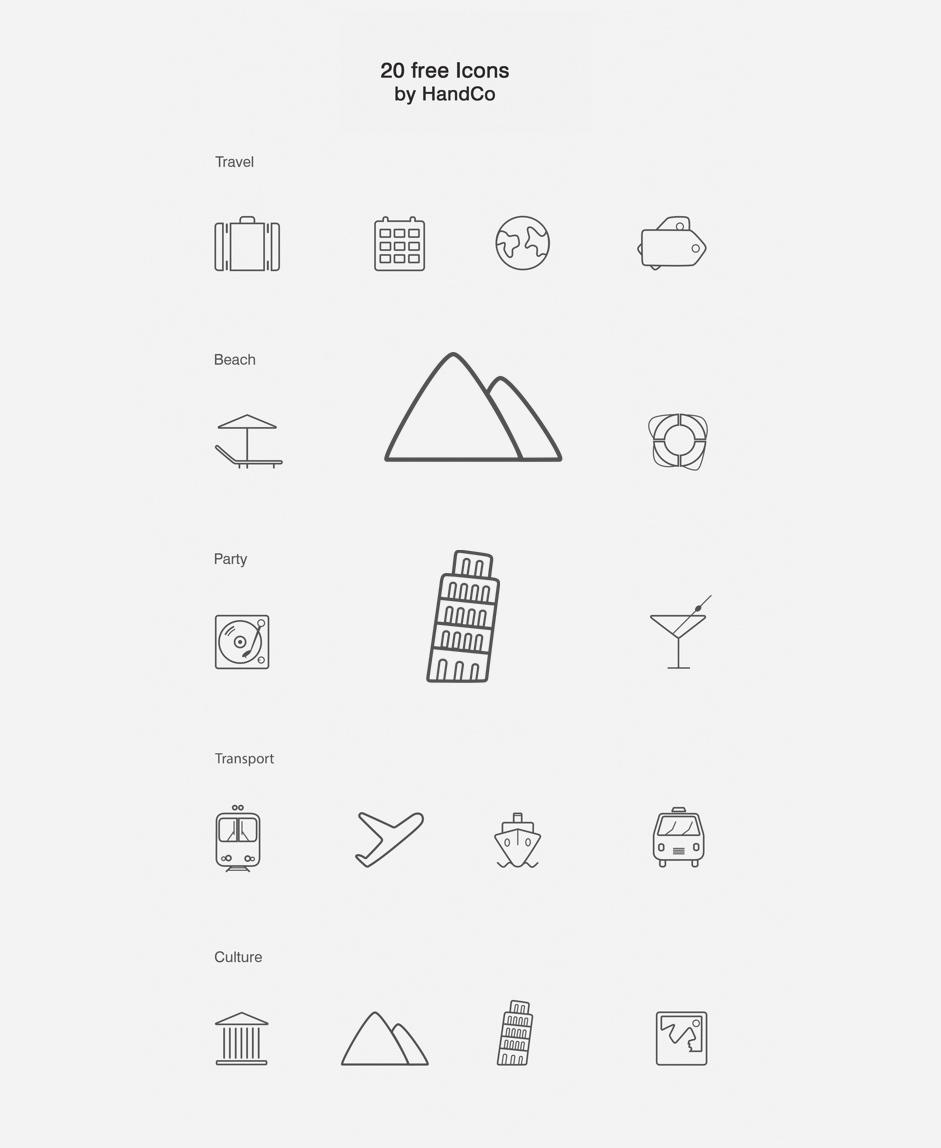 941x1148 Great Collection Of Free Vector Icons And Pictograms For