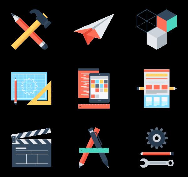 600x564 Process Icons