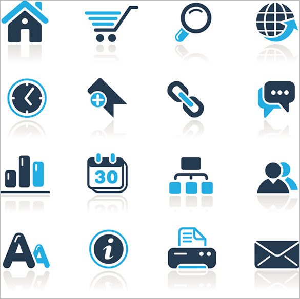 585x584 Web Design Icons Psd, Png, Eps, Vector Format Download