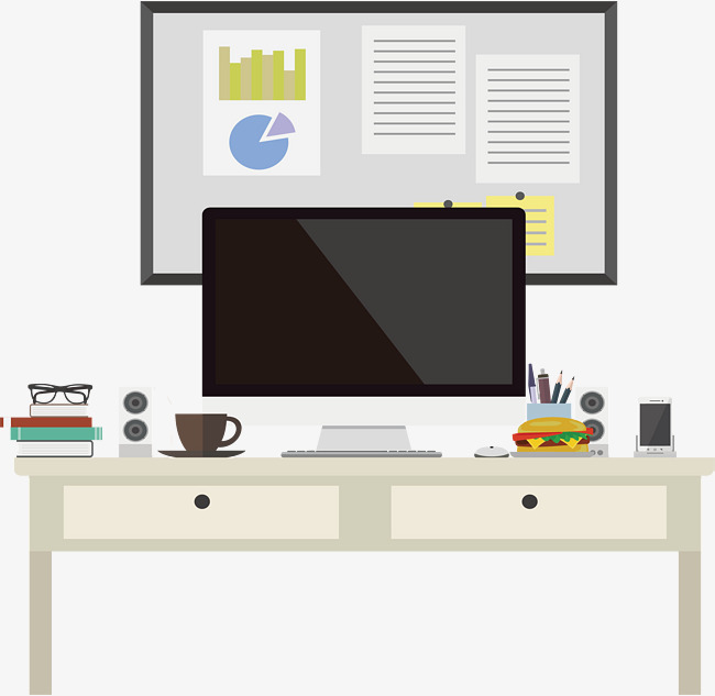 Desk Vector At Getdrawings Com Free For Personal Use Desk Vector