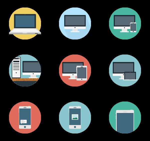 600x564 Desktop Icons