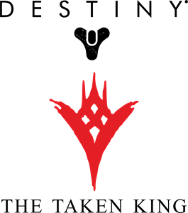 265x300 Destiny The Taken King Logo Vector (.cdr) Free Download