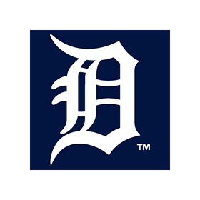 280x280 Detroit Tigers Insignia Logo Vector Download Free