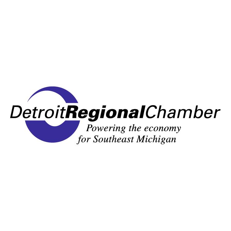 745x745 Detroit Regional Chamber Free Vector 4vector