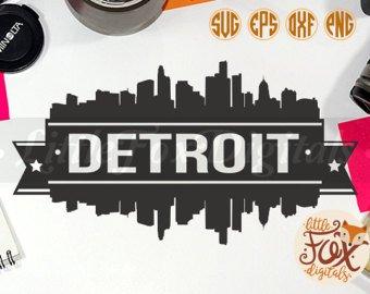 340x270 Detroit Vector Etsy