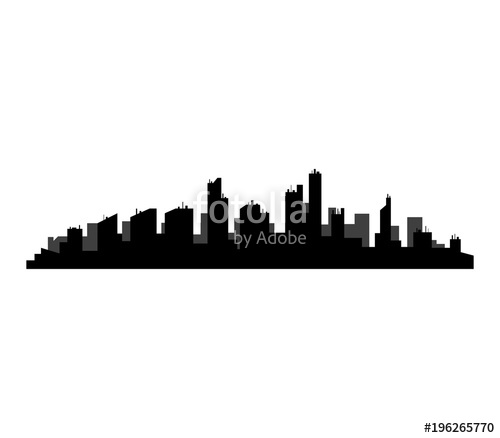 500x438 Detroit Skyline Stock Image And Royalty Free Vector Files On