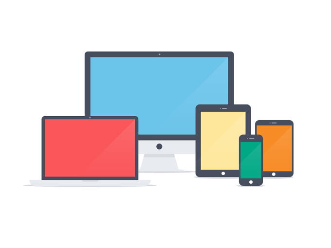 680x510 Free Flat Apple Devices Psd Files, Vectors Amp Graphics