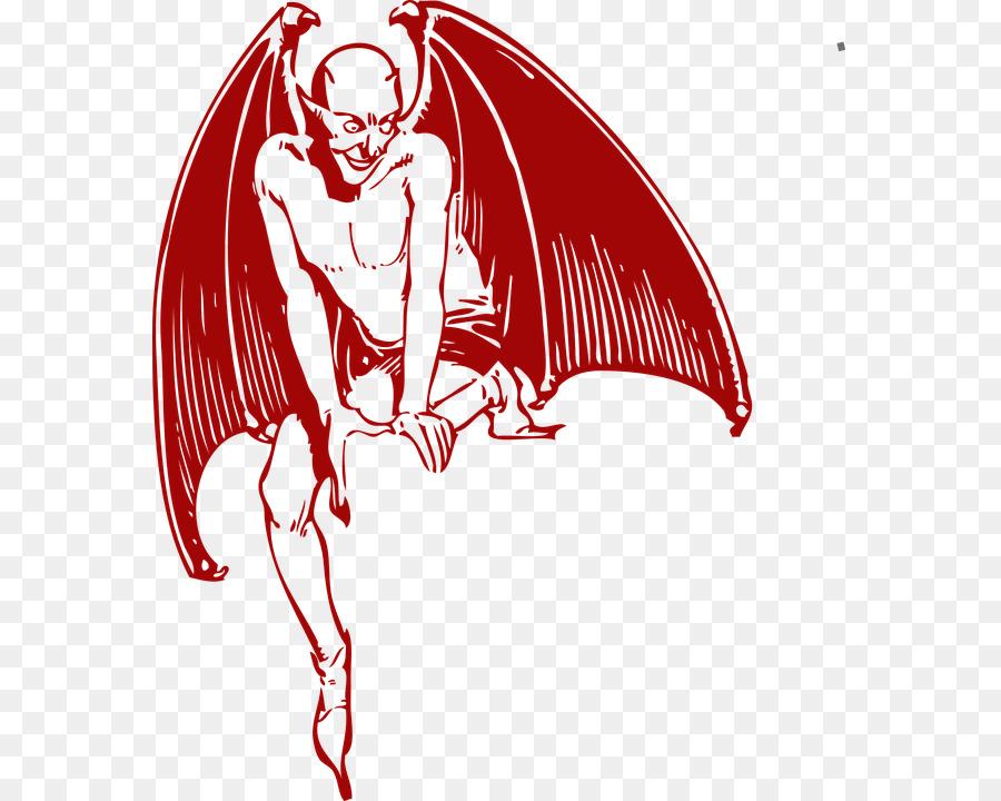 900x720 Clip Art Devil Vector Graphics Satan Demon