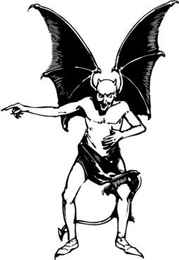 254x368 Satan Vector Free Vector Download (16 Free Vector) For Commercial