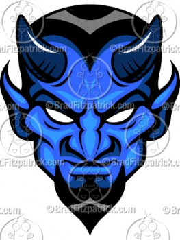 263x350 Blue Devils Clip Art Blue Devil Graphics Blue Devil Mascot