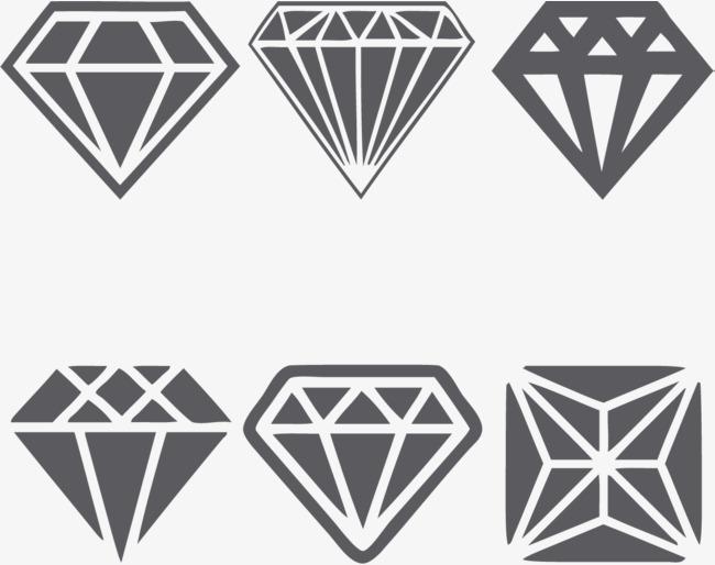 650x514 Diamante Gris Diamond Pila Transparente Diamante Diamantes Png Y
